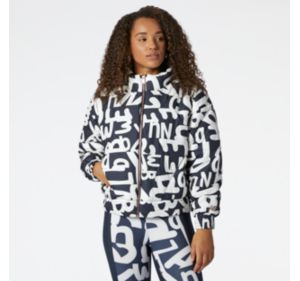 Women's Determination Packable Printed Quilted Jacket