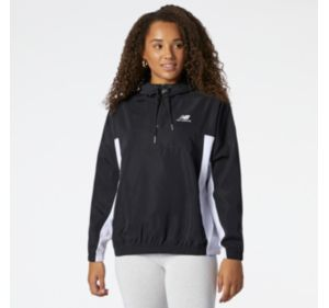 Women's NB Essentials Windbreaker Anorak Jacket