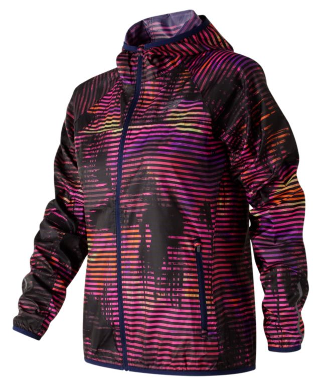 Women's Windcheater Printed Jacket