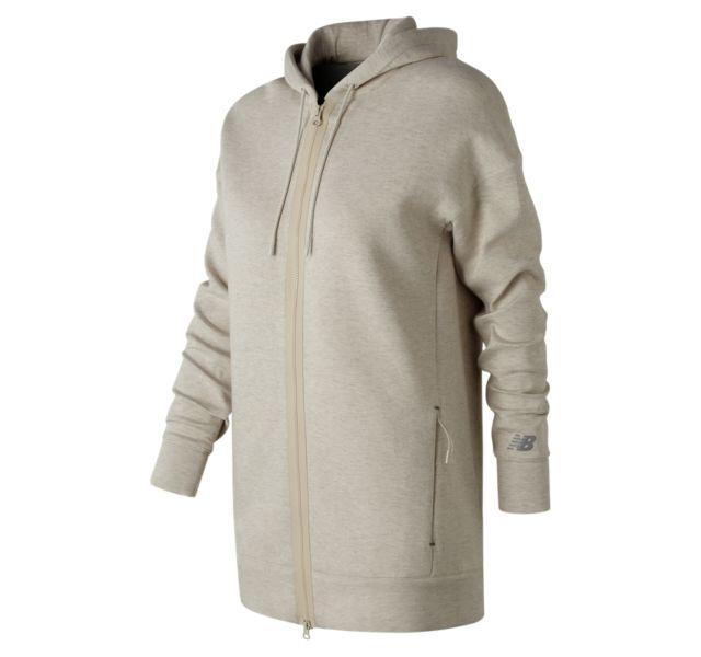 Women's Sport Style Fleece Hoodie