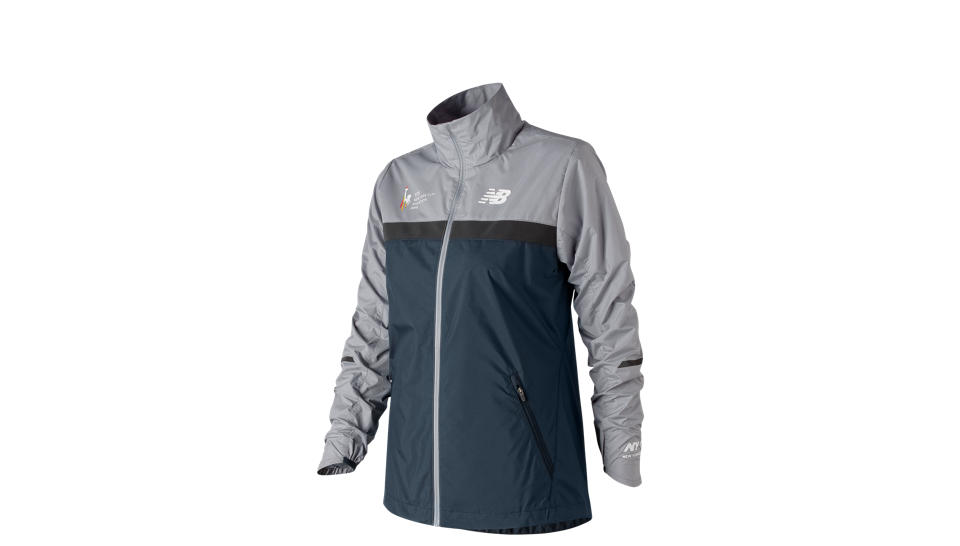 477df97cc New Balance NYC Marathon Windcheater Jacket Mujer