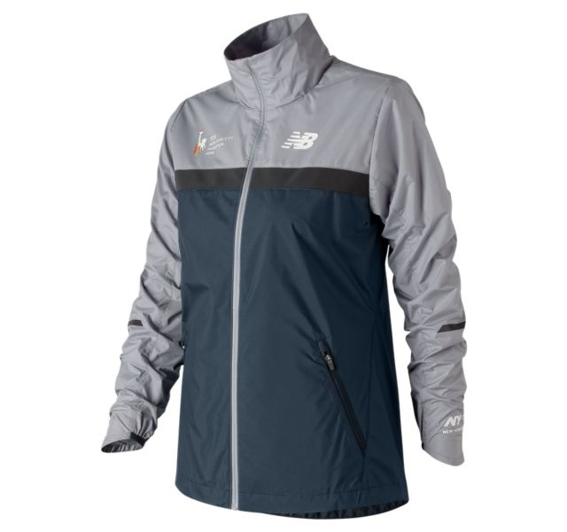 Women's 2019 NYC Marathon Windcheater Jacket