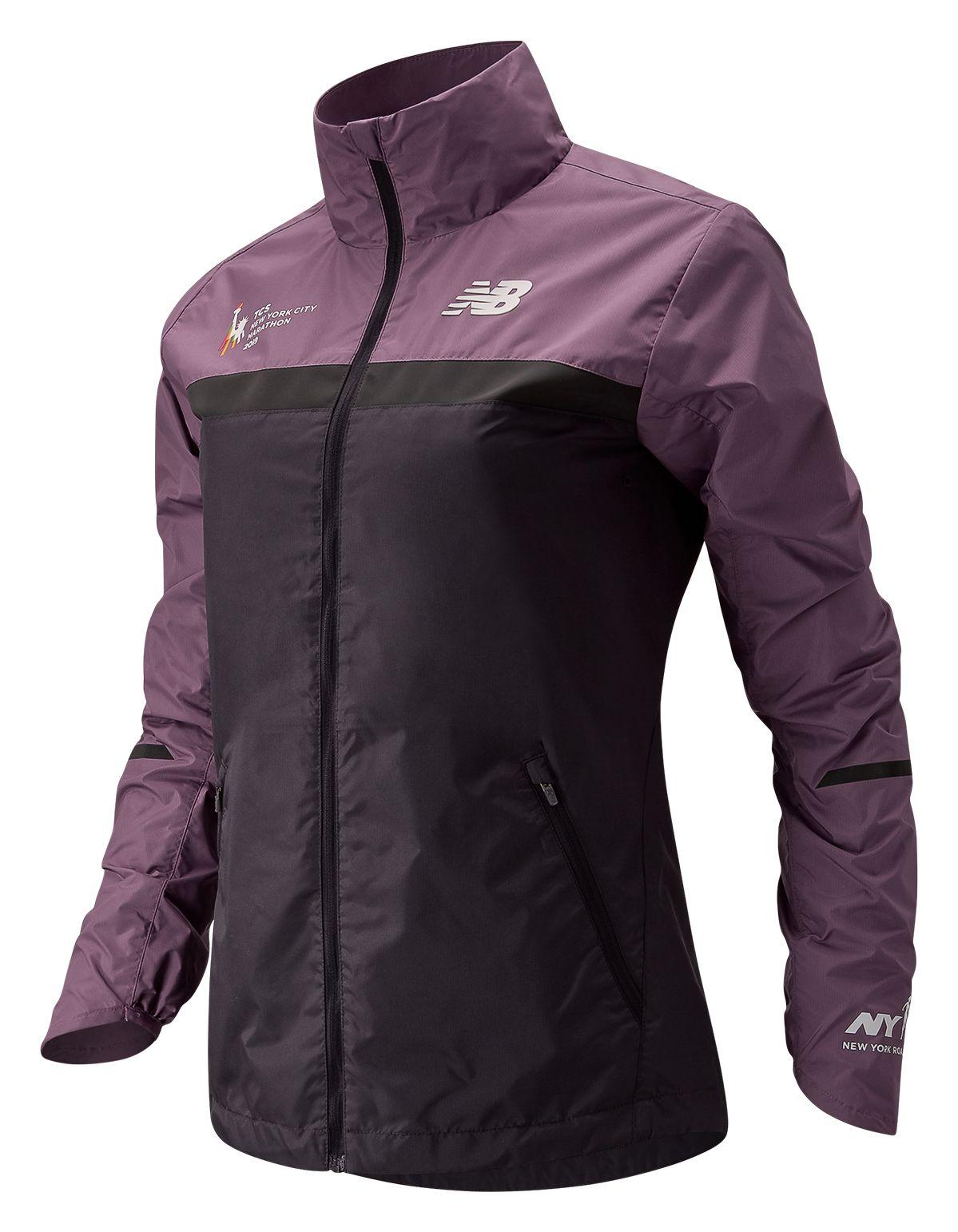 Women's 2018 NYC Marathon Windcheater Jacket