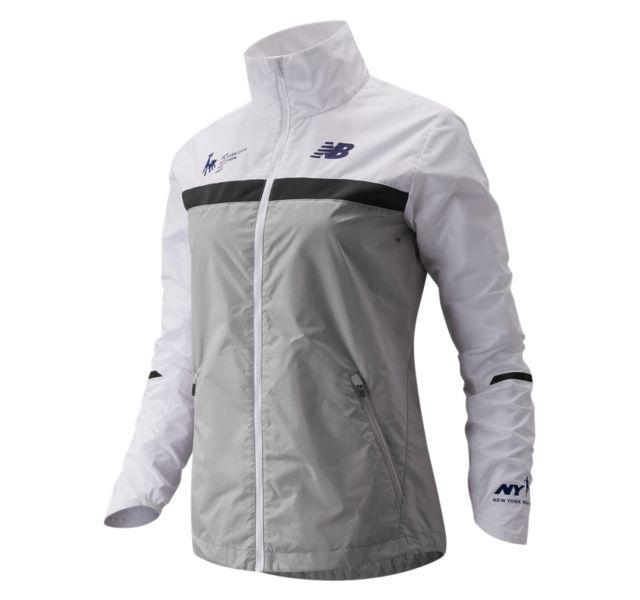 Women's 2019 NYC Marathon Windcheater Jacket