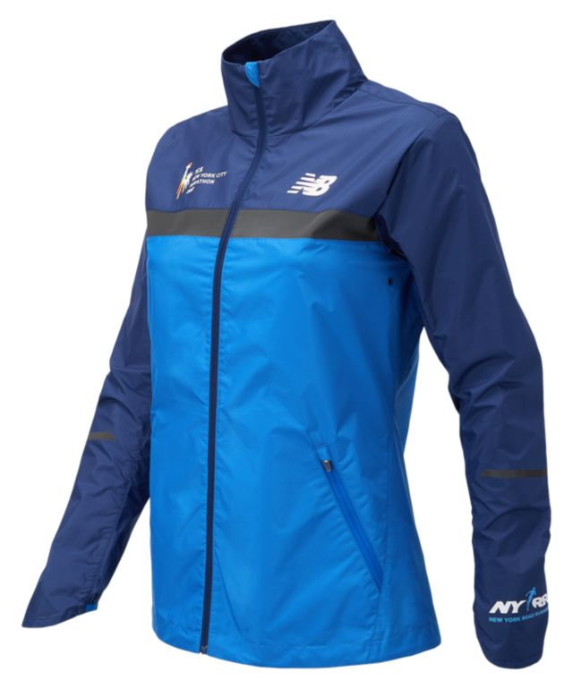 Women's NYC Marathon Windcheater Jacket