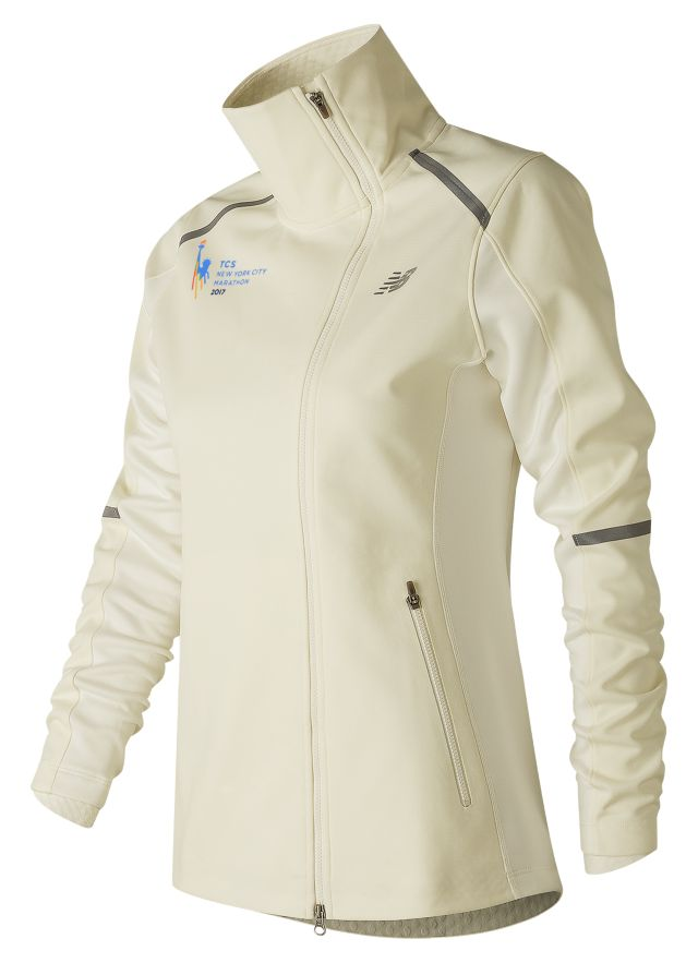 Women's NYC Marathon Windblocker Jacket
