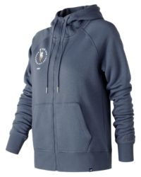 Women's NYC Marathon Essentials Full Zip Hoodie
