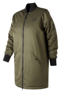 Women's 247 Luxe MA1 Flight Jacket
