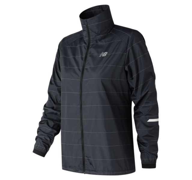 Women's Reflective Packable Jacket