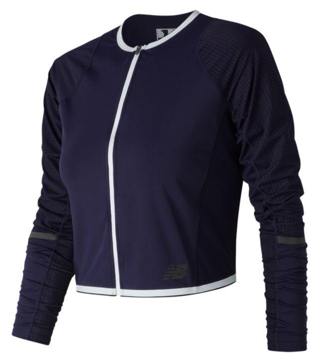 Women's Q Speed Crop Jacket