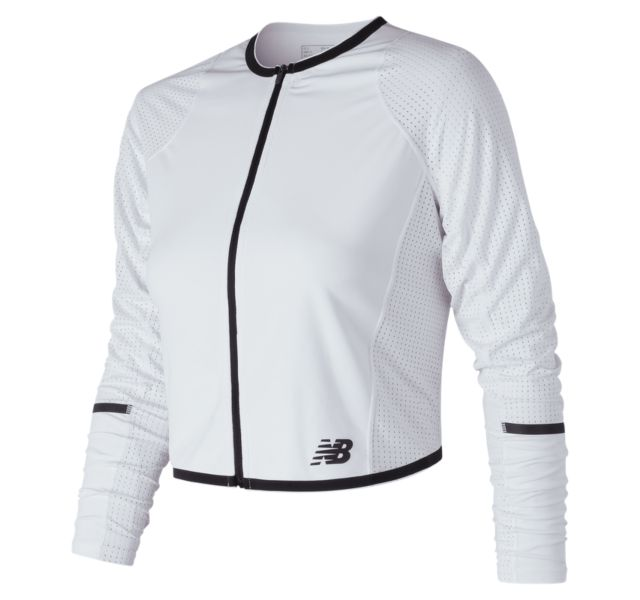 Women's Q Speed Crop Jacket