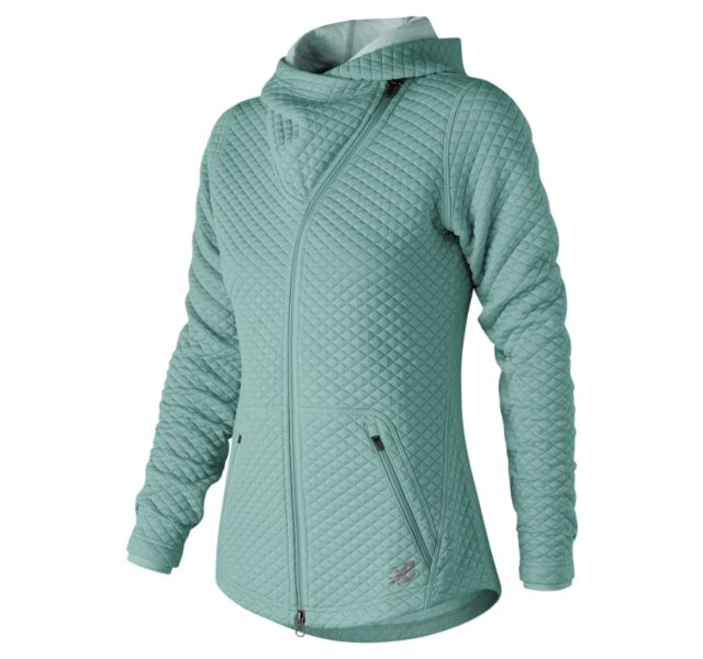 Women's NB Heat Loft Asym Jacket