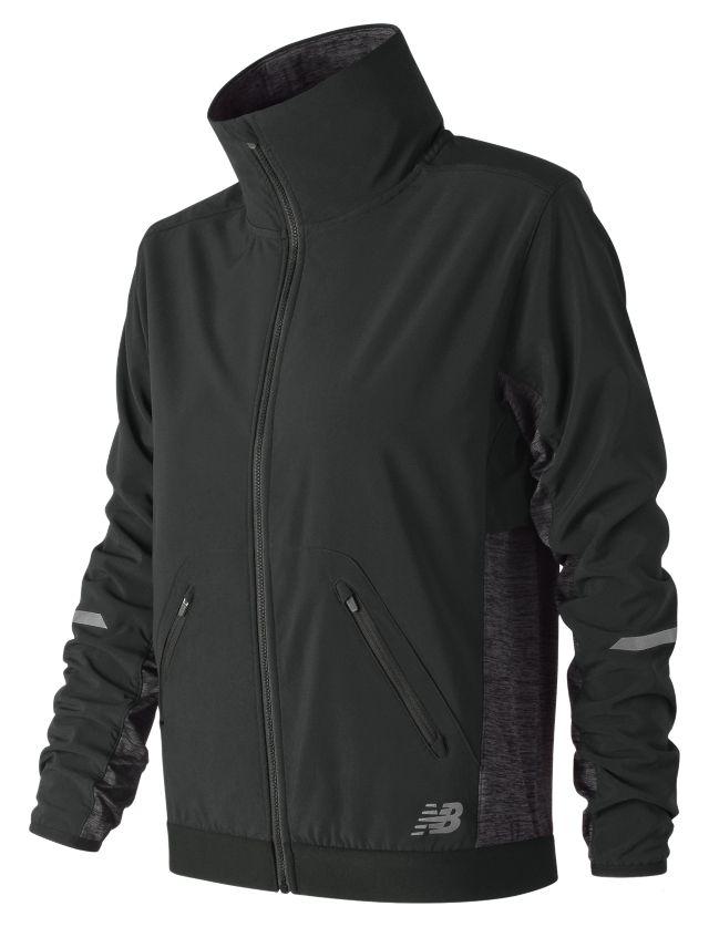 Women's NB Heat Grid Jacket