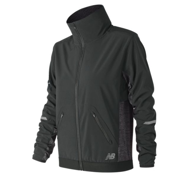 Women's 2018 NYC Marathon NB Heat Grid Jacket