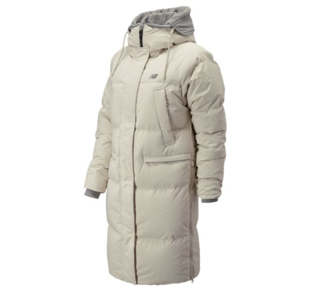 Women's Yuna Long Down Jacket