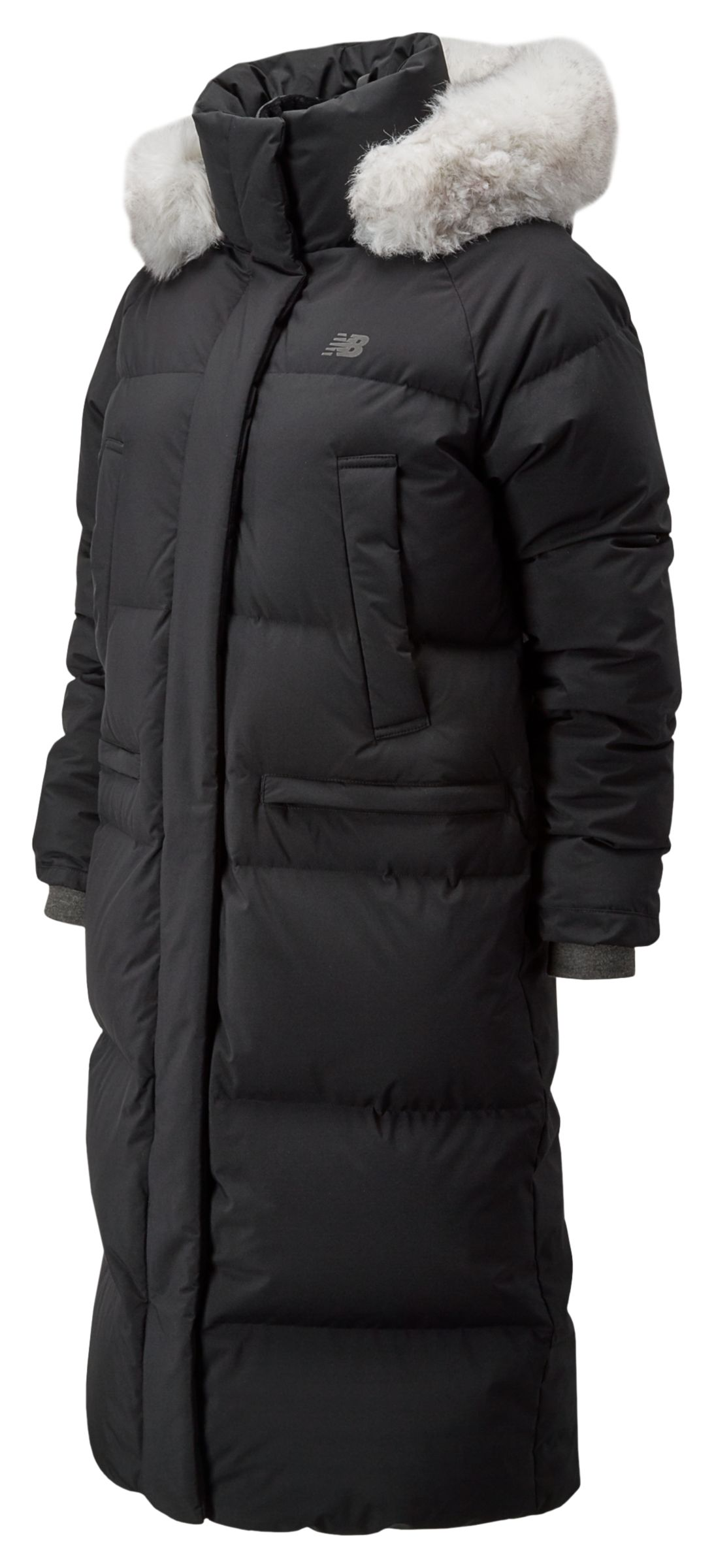 Women's Yuna Maxi Fur Down Jacket