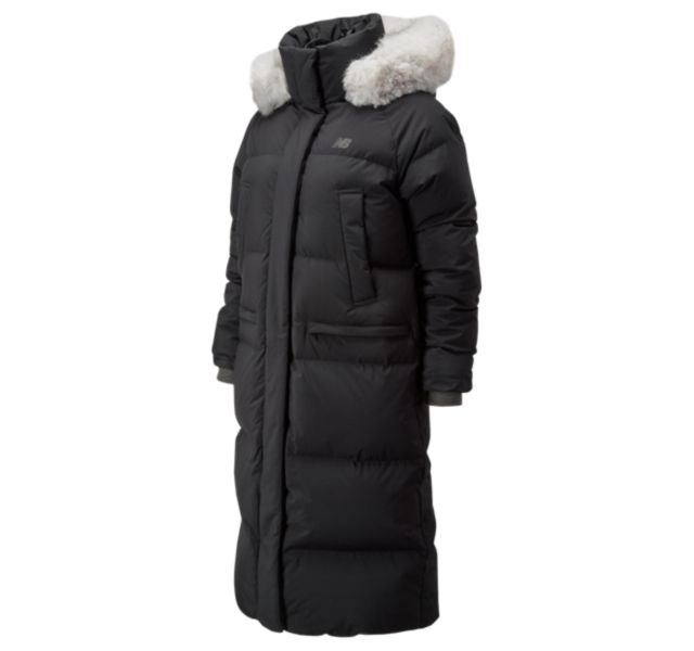 1a500fc3f Women's Yuna Maxi Fur Down Jacket