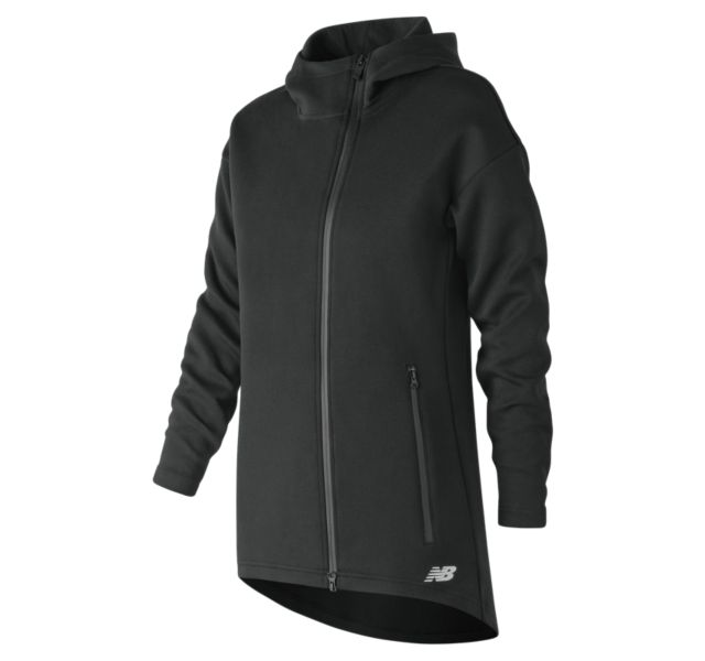 New Balance 247 Sport Full Zip Women's Hoodie