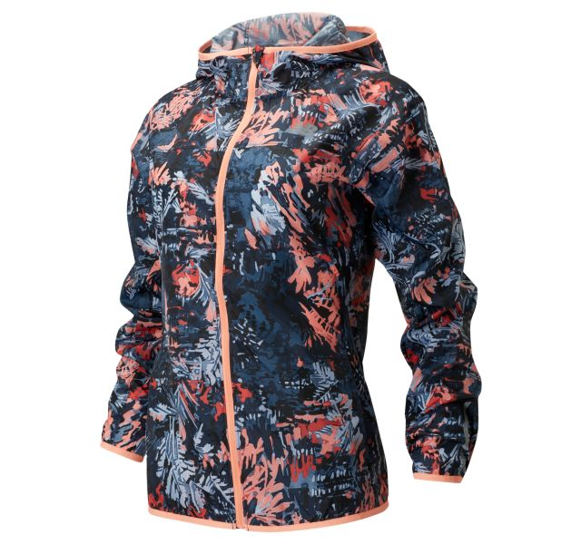 Women's Printed Windcheater Jacket 2.0
