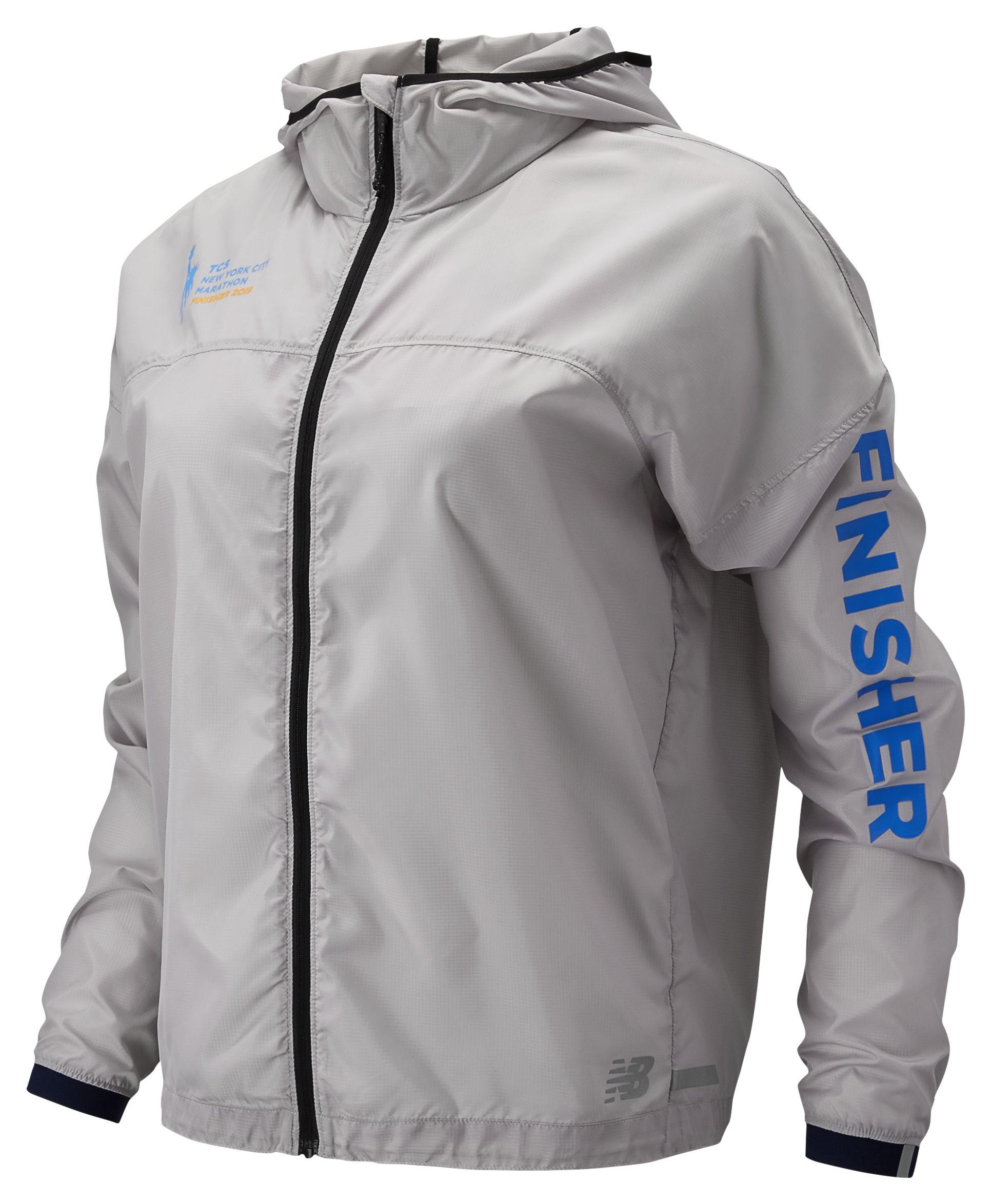 Women's 2019 NYC Marathon Light Packjacket