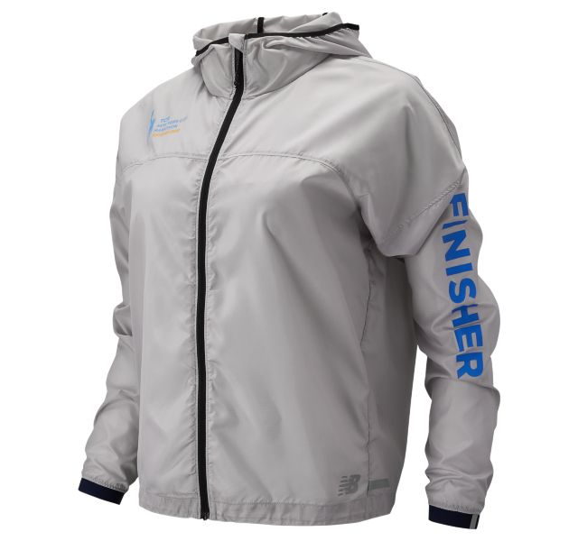 Women's 2019 NYC Marathon Light Packjacket