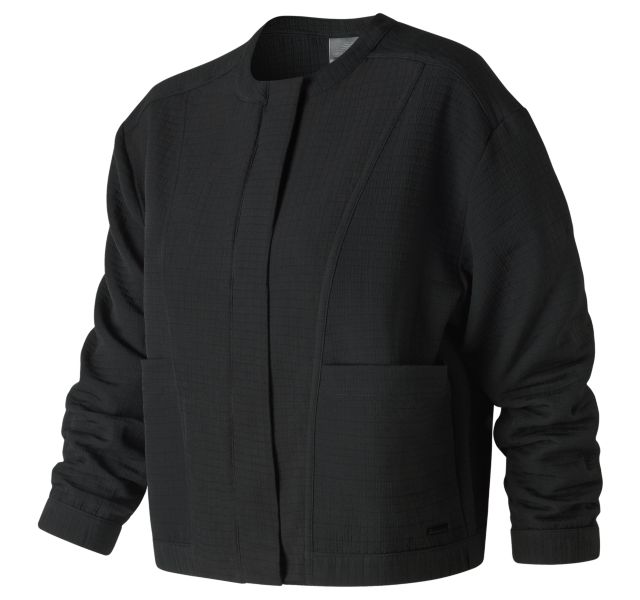 Women's Cropped Cocoon Jacket