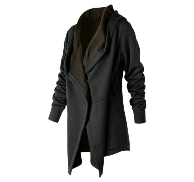 Women's Well Being Hooded Jacket