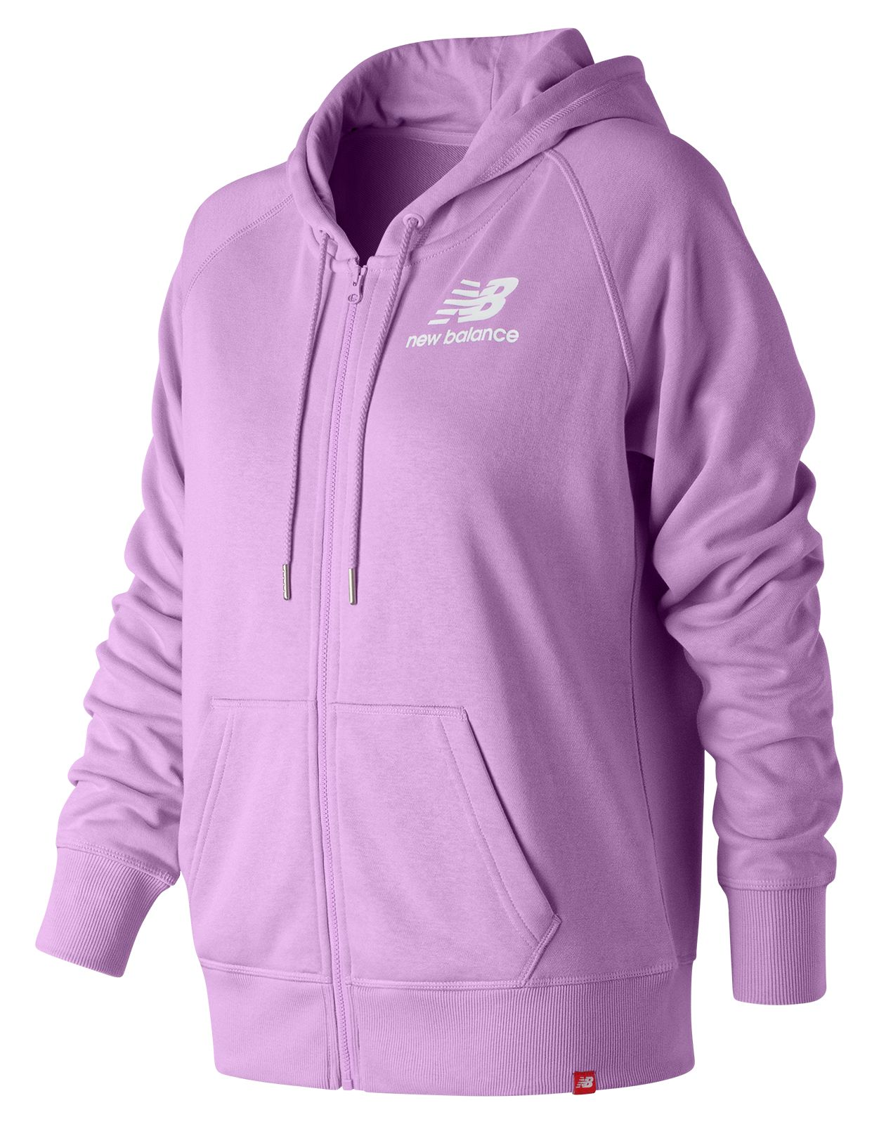 Women's Essentials Full Zip Hoodie