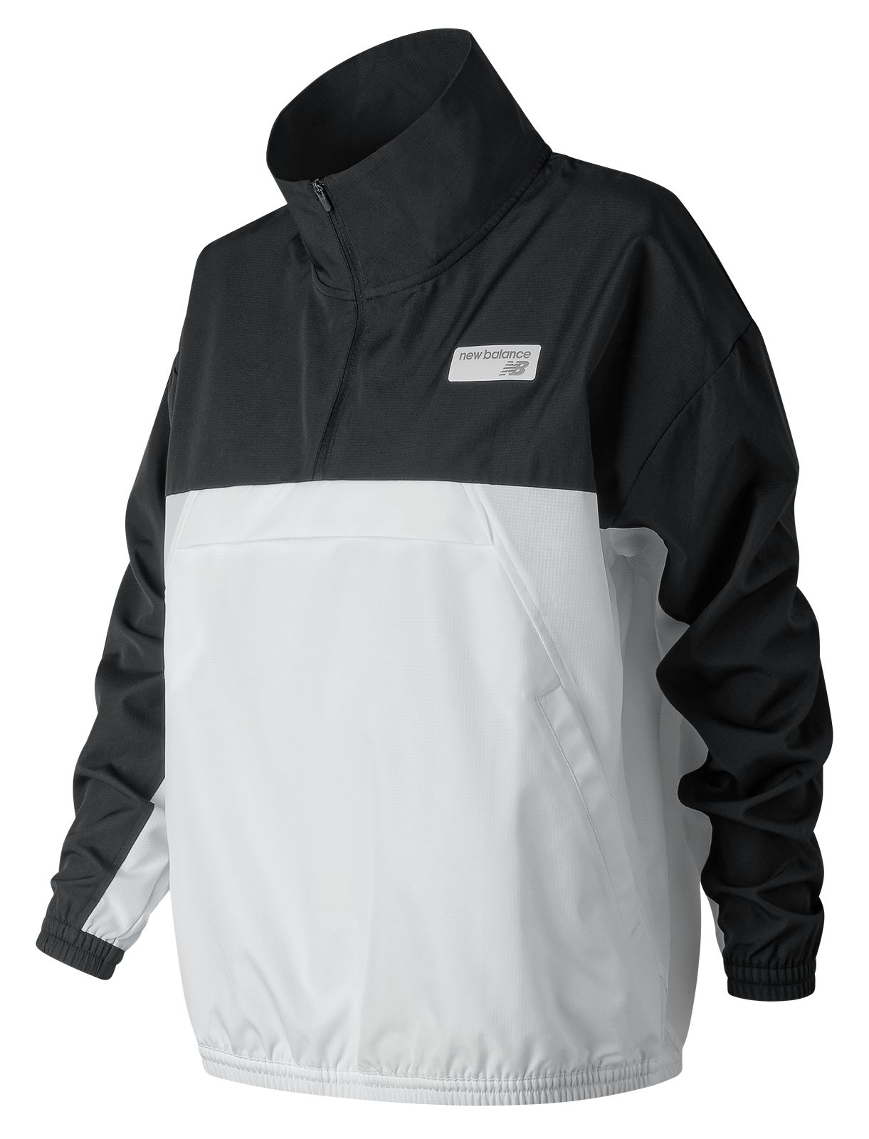 Women's NB Athletics Windbreaker Pullover