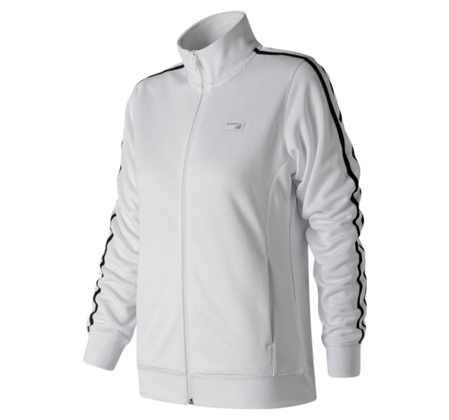 Women's NB Athletics Track Jacket