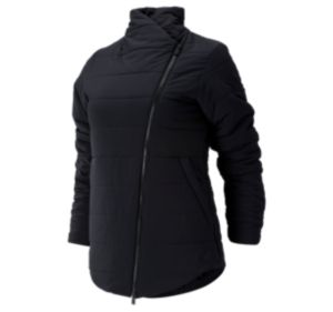 Women's Determination NB Heat Flx Asym Jacket