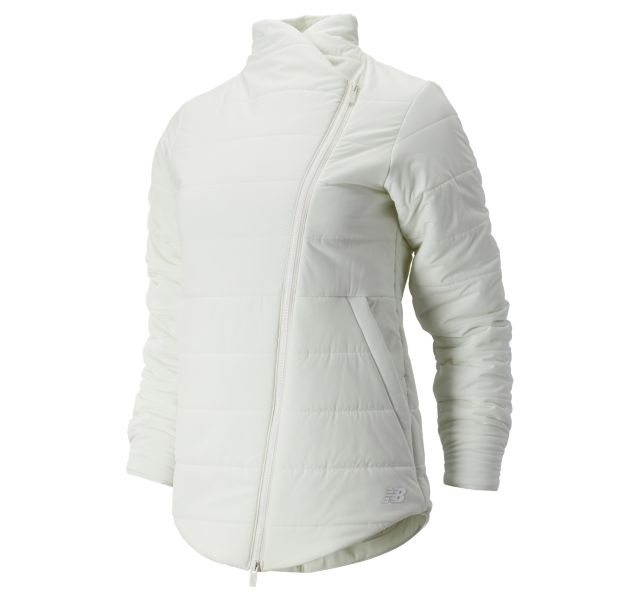 Women's Determination NB Heat Flx Asym Jacket