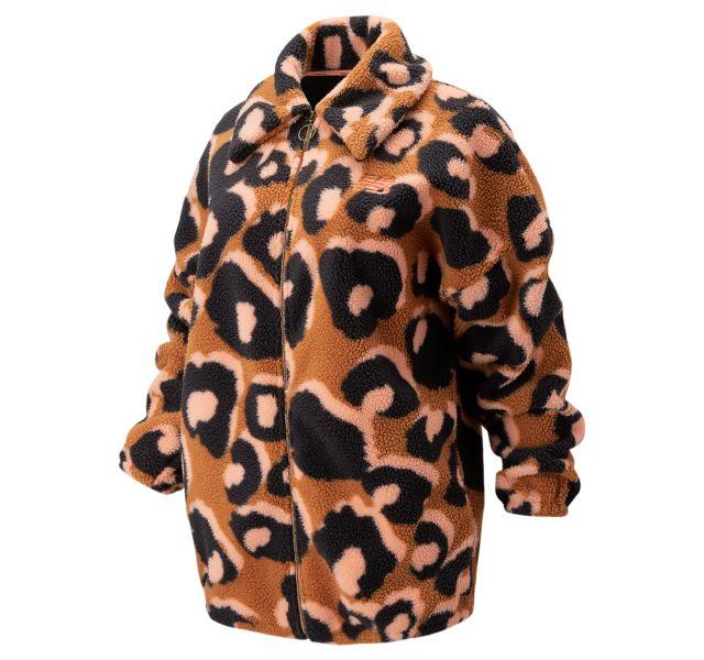 Women's Glow Cheetah Go Fleece