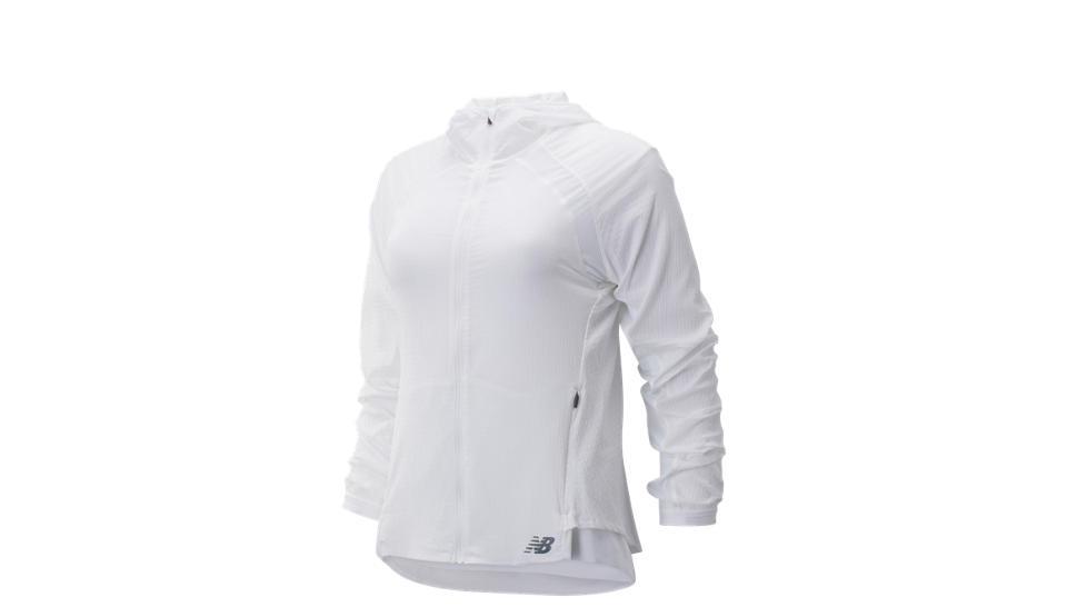 44050383 New Balance Q Speed Run Crew Jacket Mujer   Comprar en Mexico