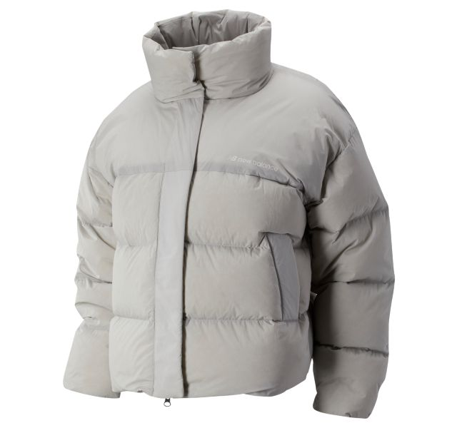 Women's Sport Style Select Cropped Heat Down Jacket
