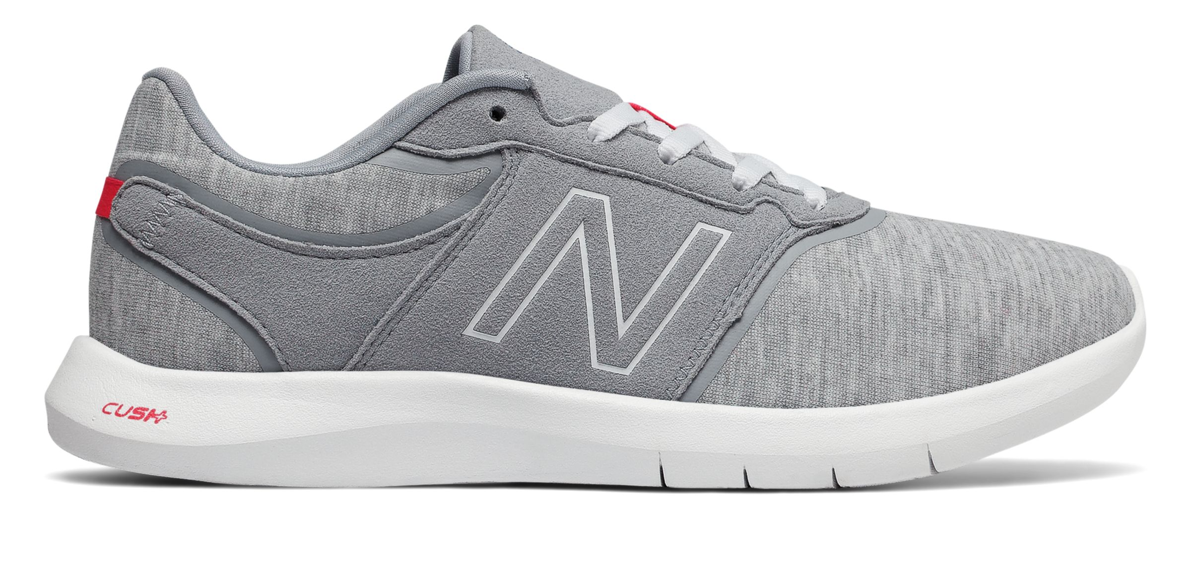 Details about New Balance Women's 415 Shoes Grey with White
