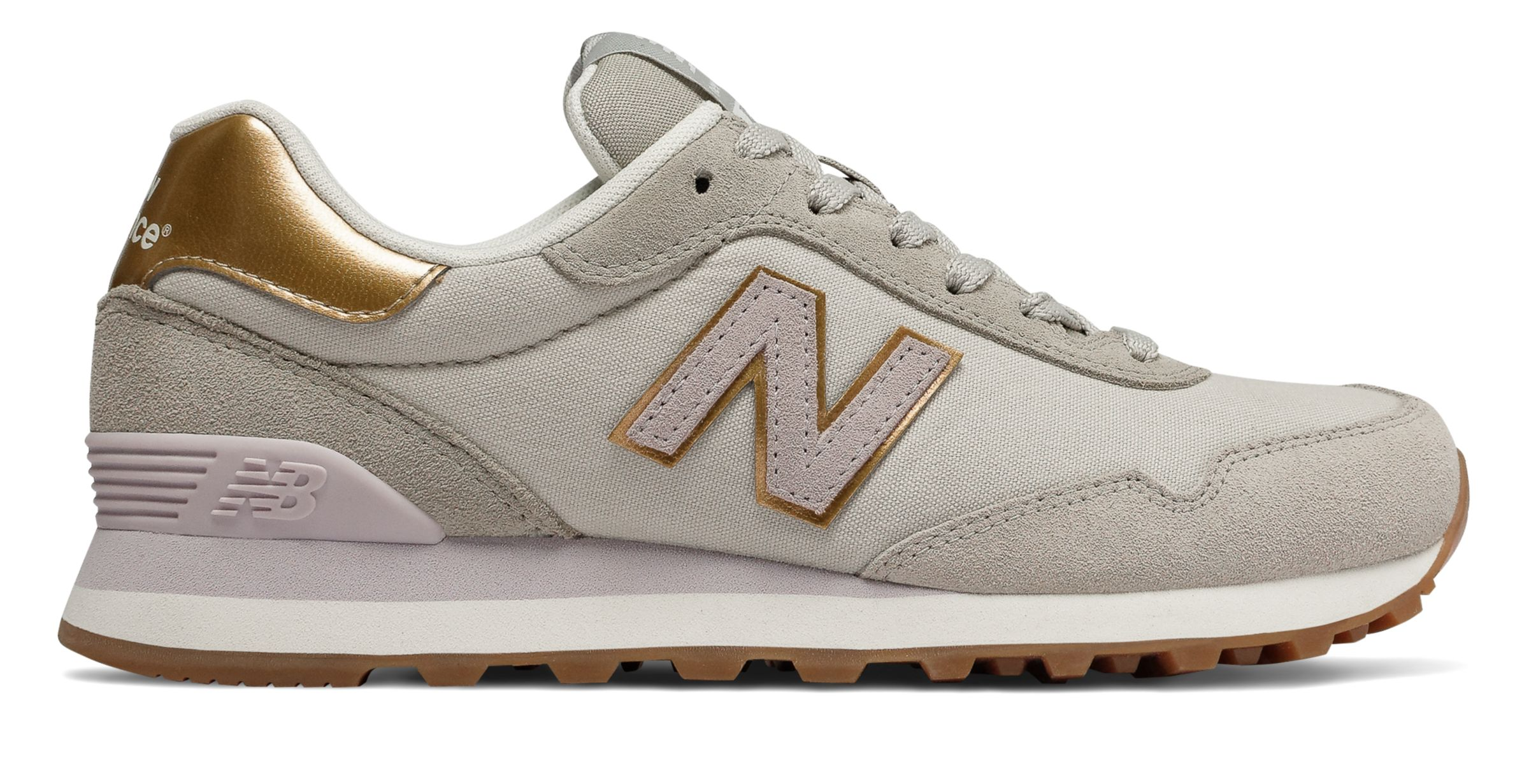 new balance shoes gold