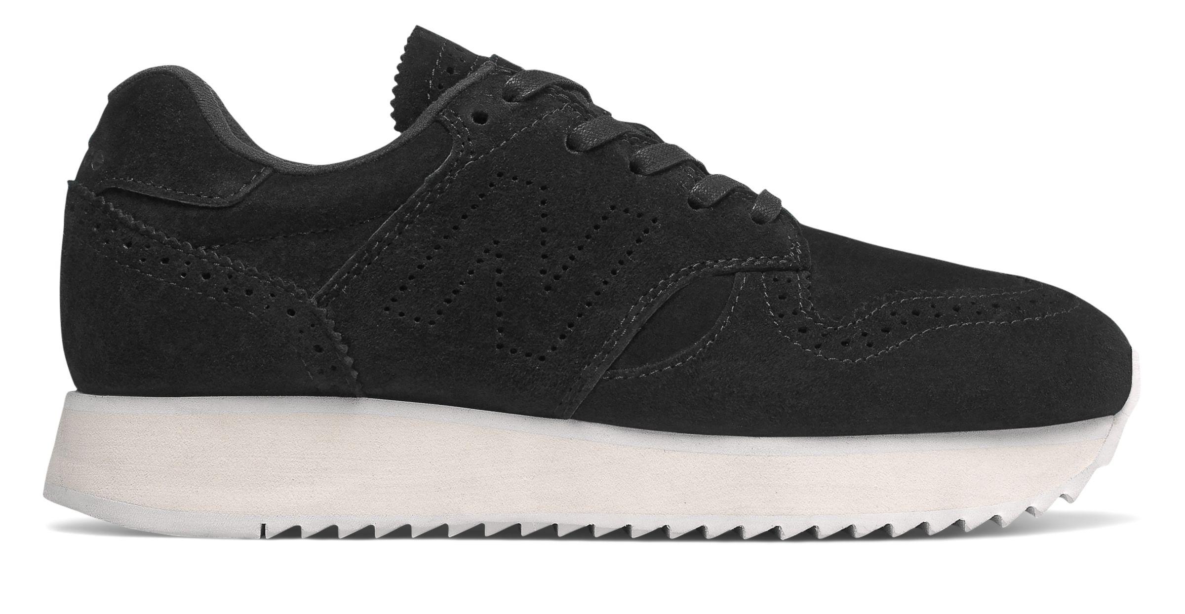 034845e0b37d New Balance Female Women s 520 Platform Lifestyle Shoes Black With ...
