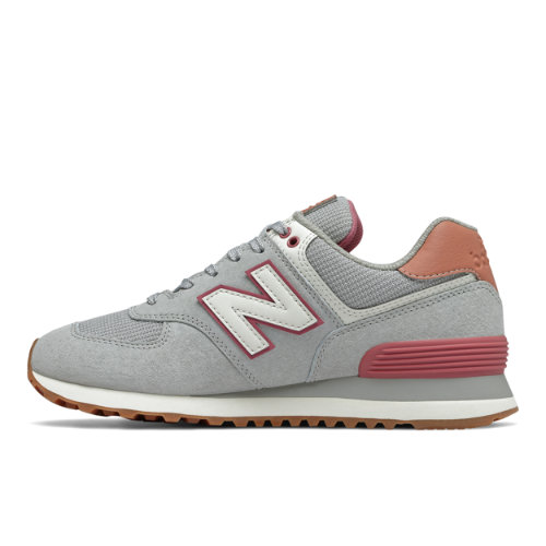 New-Balance-574-Women-039-s-Sneakers-Shoes thumbnail 10