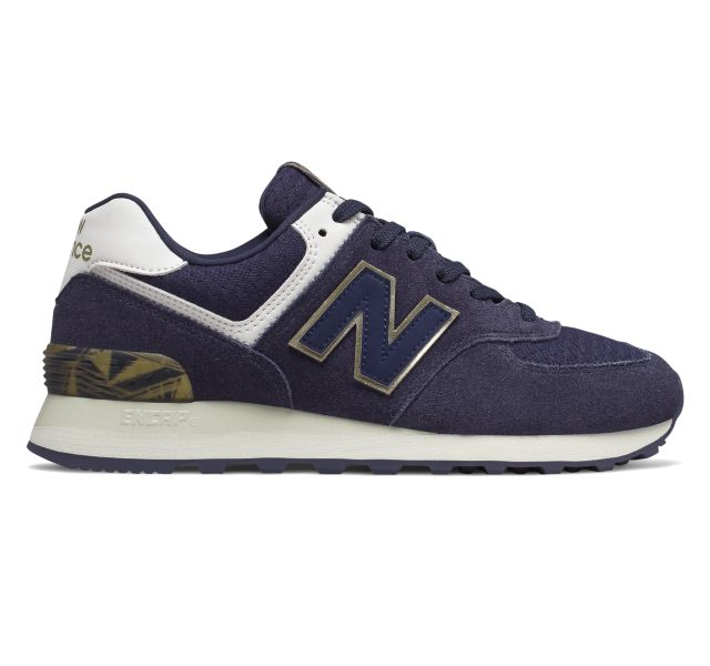 Women's 574 Geo Metallic