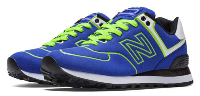 Womens Neon Lights 574
