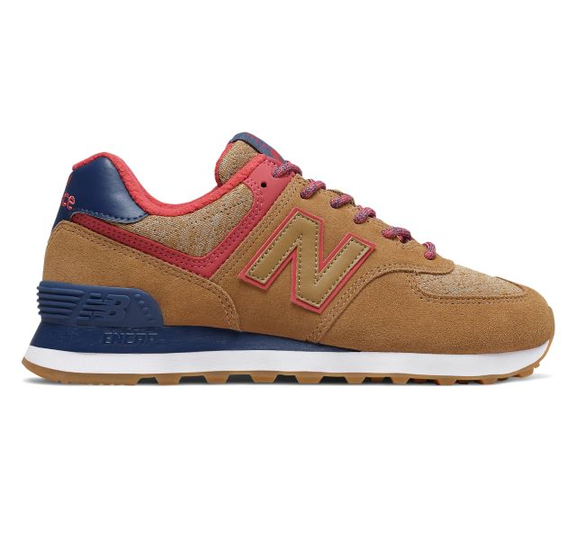 fbf60dd2762 New Balance WL574-V2 on Sale - Discounts Up to 54% Off on WL574RBC at Joe s New  Balance Outlet