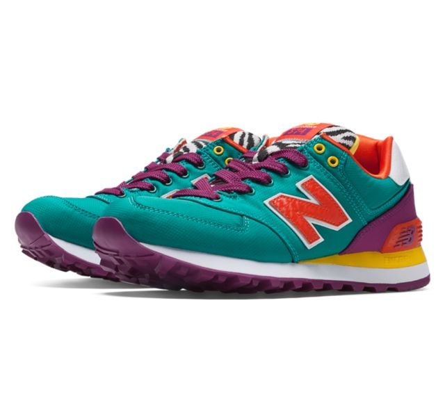 new balance 574 pop safari