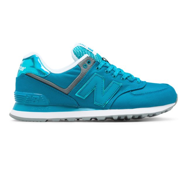 New Balance 574 Outdoor Festival Vivid Ozone Blue Women's Lifestyle Shoes