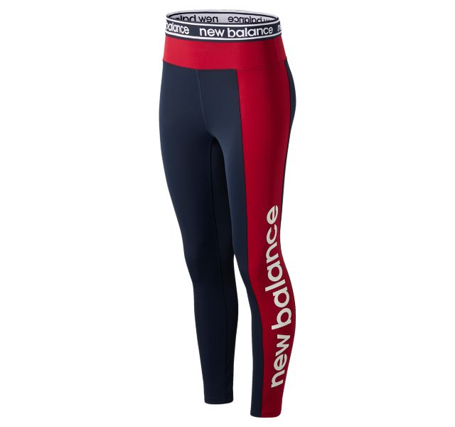 Women's Relentless Graphic High Rise 7/8 Tight