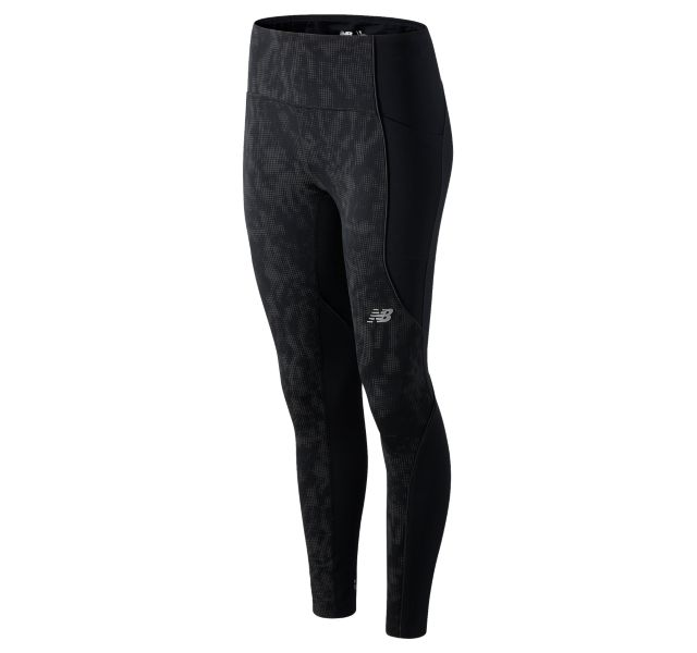 Women's Reflective Impact Run Heat Tight