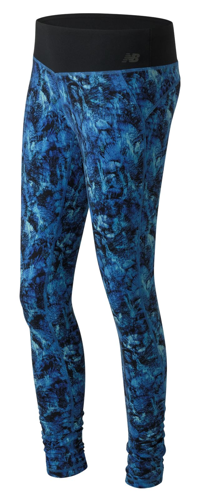 Majestic Feather Camo Premium Performance Tight