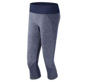 J.Crew M4m Women's Seamless Capri (Navy Heather)