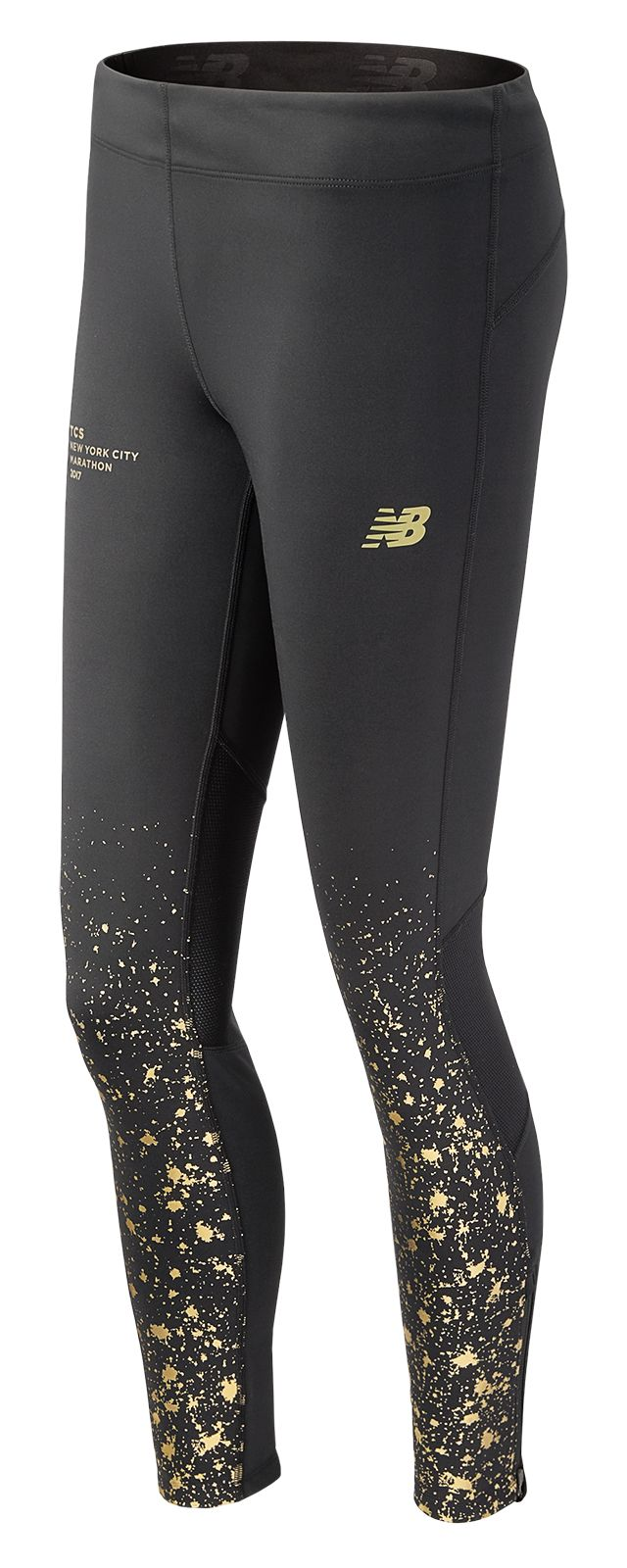 Women's NYC Marathon Impact Premium Printed Tight