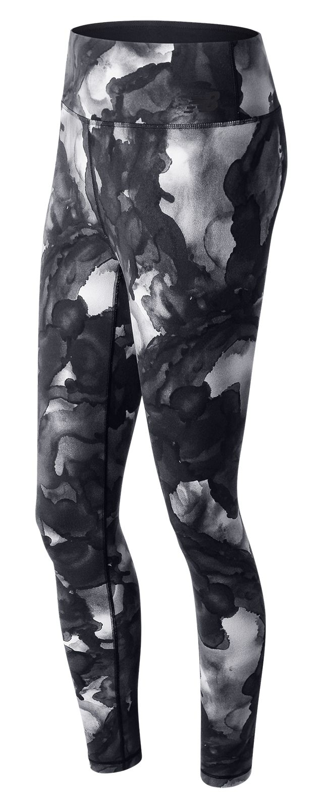 Women's High Rise Transform Printed Tight